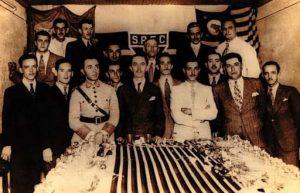 Homens que fundaram o São Paulo FC