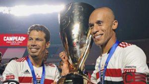 Sao Paulo campeão paulista