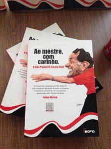 Livro Telê Santana