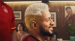 Reinaldo cabelo cremoso